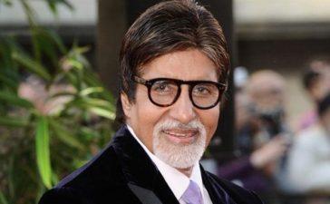 Amitabh Bachchan turns 79 today