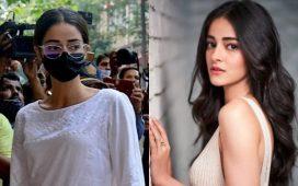 Bollywood actress Ananya Panday