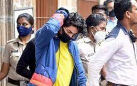Shah Rukh Khan's son sent to custody