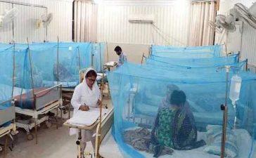Dengue cases cross 27,000 mark in Pakistan
