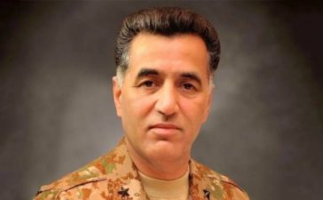 Lt-Gen Faiz Hameed