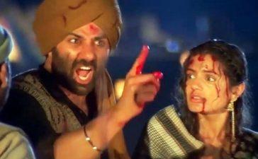 Bollywood film Gadar