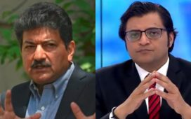 Hamid Mir trolls