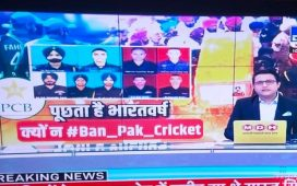 India spreading hate