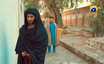 Khuda Aur Mohabbat Ep-35 Review