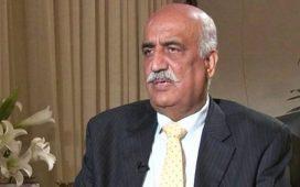 Khursheed Shah gets bail
