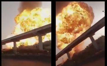 Lahore's juice factory boiler explosion