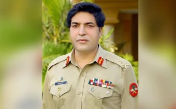 Lt-Gen Nadeem Ahmad Anjum