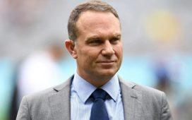 Australian ex-cricketer Michael Slater