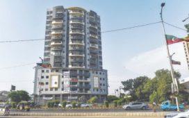 Nasla Tower demolation order