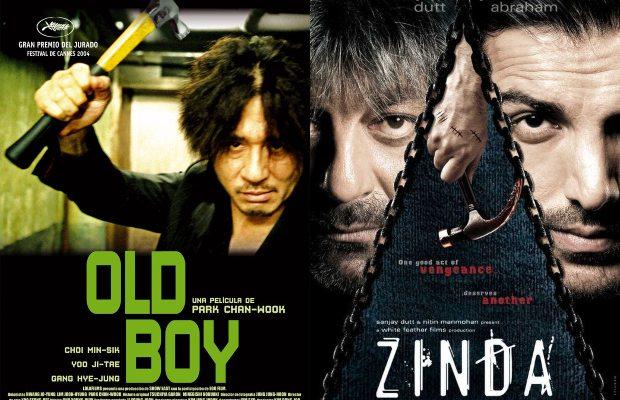 Oldboy(2003) into Zinda (2006)
