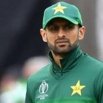 Twitter rejoice as Shoaib Malik included in T20 World Cup Squad