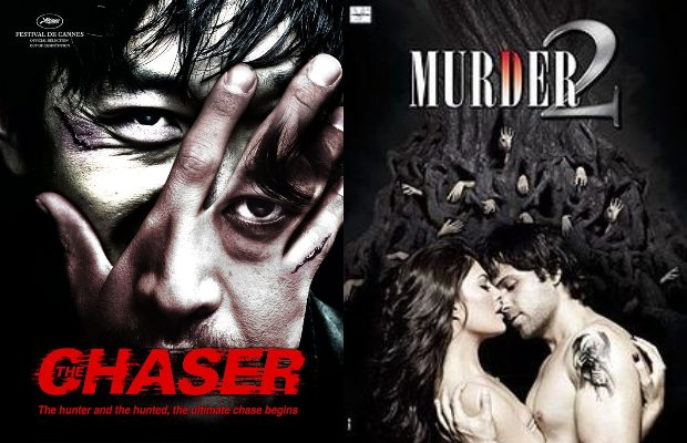 The Chaser (2008) into Murder 2 (2011)