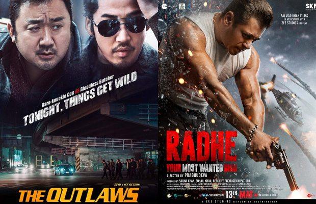 Outlaws (2009) into Radhe (2021)