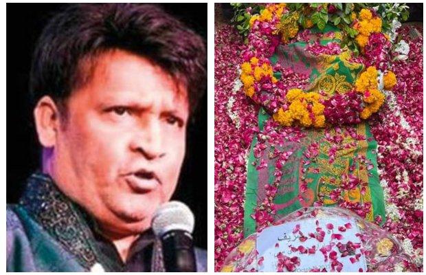 Umer Sharif laid to rest