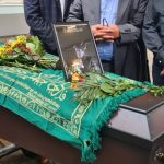 Umer Sharif's Funeral prayers offered in Germany