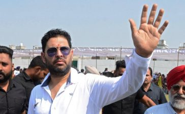 Yuvraj Singh Released on Bail