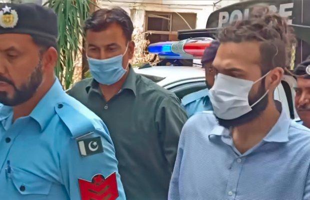 Zahir Jaffer indicted