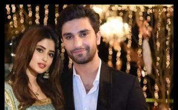Sajal Aly's pregnancy rumours