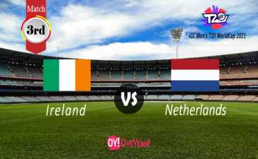 Ireland vs Netherlands