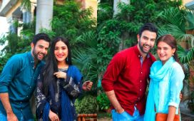 ARY digital drama, 'Qismat' cast