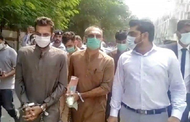 prime suspect Zahir Jaffer