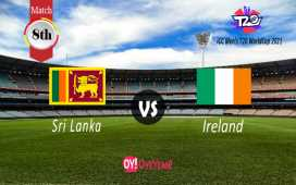Srilanka vs Ireland