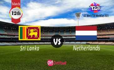 Srilanka vs Netherlands