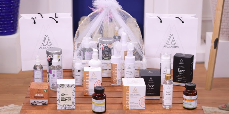 skincare and health care products