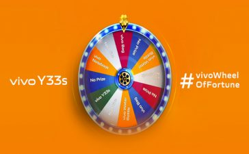 vivo Lucky Winners for Wheel of Fortune Activity