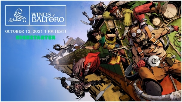 WINDS OF BALTORO-3