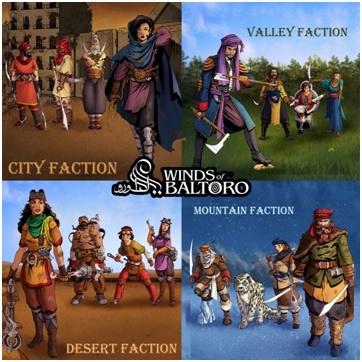 WINDS OF BALTORO-1